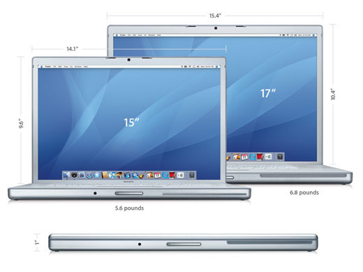 Apple Macbook Pro Laptops