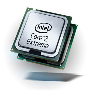Intel Core 2 Duo Extreme X7900 mobile processor