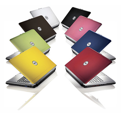 Dell's Paint Woes Creep Into Inspiron Notebooks
