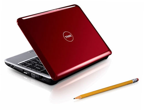Dell Inspiron Mini 9 Red