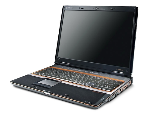 Gateway P-series Gaming Laptop