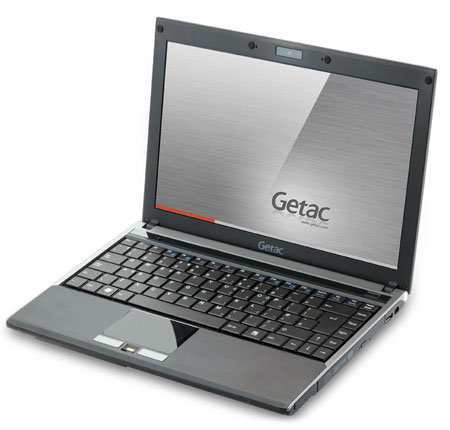 Getac 9213 Rugged Laptop