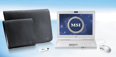 MSI PR200 Laptop Pack