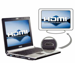 MSI HDMI (High-Definition Multimedia Interface) Output