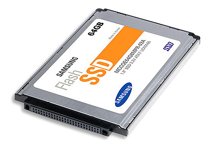 SAMSUNG 64GB Solid State Drive for Notebook PC
