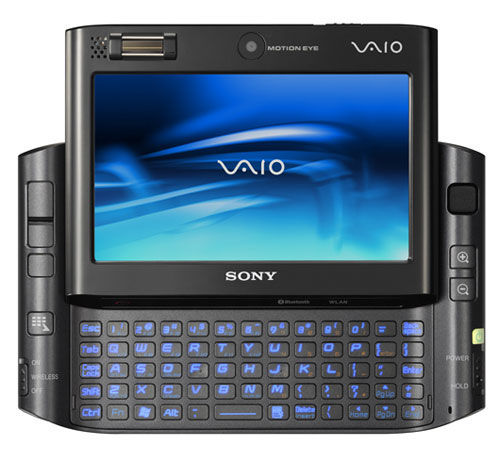 Sony VAIO VGN UX390N Micro PC
